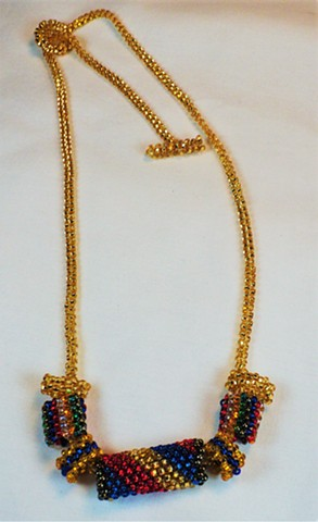 Simple Chain Atta-bead! necklace