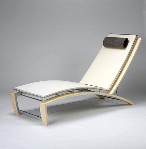 """Bare Naked Chaise"""