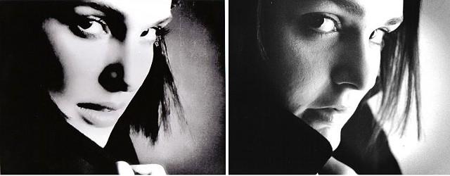 You look like... Natalie Portman
