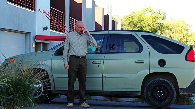 Aztek makes a come back as it grows popular with millennials through Walter White & Breaking Bad.