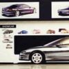 Oldsmobile Antares  Full size tape rendering complete