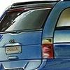Cadillac Escalade Concept Blue Rear 3/4 View