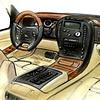 Cadillac Escalade Interior Concept Rendering