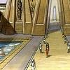 Set Design Concept  Egypt - The Goddess Among Us