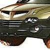 Aztek Concept Rendering Brown Front 3/4 View
