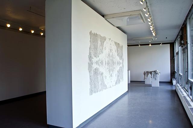 Pratt- Master of Fine Art Thesis Exhibition, Brooklyn, New York