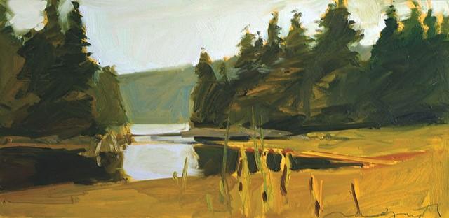 Michael Weymouth, Artist, painter, Turtle Gallery, Deer Isle, Maine, Blue Hill, Stonington, Ellsworth, Bar Harbor