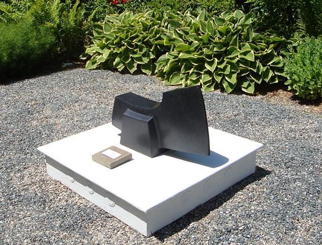 Don Meserve, sculpture, Turtle Gallery, Deer Isle, Maine, Stonington, Blue Hill, Bar Harbor