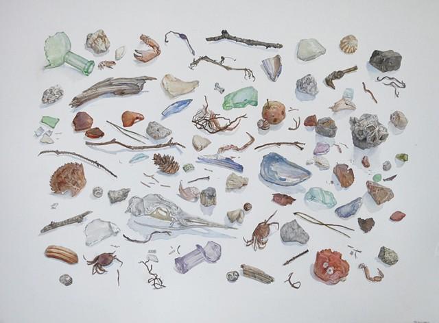 Mary Aro, artist, paintings, Turtle Gallery, Deer Isle, Maine, Stonington, Blue Hill, Ellsworth, Bar Harbor