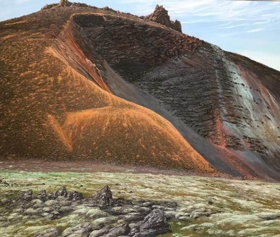 Small Explosion Crater, Sneiffness Peninsula  Vaino Kola