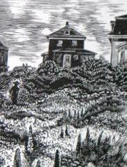 Siri Beckman print, artist, Turtle Gallery, Deer Isle, Maine, Stonington, Blue Hill, Bar Harbor, Ellsworth, print