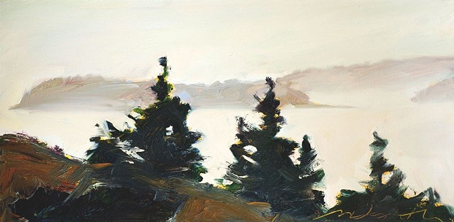 Michael Weymouth, Artist, painter, Turtle Gallery, Deer Isle, Maine, Blue Hill, Stonington, Ellsworth, Bar Harbor