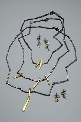 Glenda Arentzen, mixed metals, jewelry, Turtle Gallery, Deer Isle, Stonignton, Blue Hill, Bar Harbor, Maine
