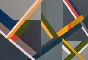 Richard Wands, artist, painter, Turtle Gallery, Deer Isle, Maine, Stonington, Blue Hill, Bar Harbor, Pulse Series