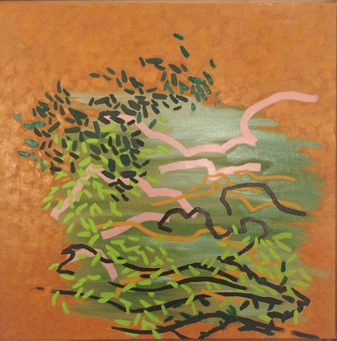 Janis Goodman, The Turtle Gallery, Deer Isle, Maine, Fine Art, Painting