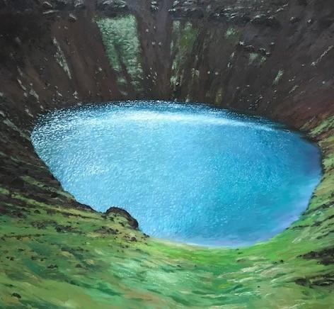 Crater Kerith Vaino Kola