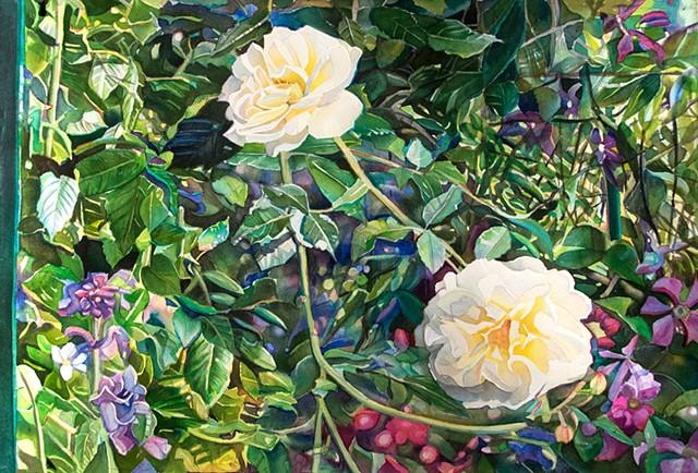 Turtle Gallery Deer Isle Maine Summer 2016 Schedule Art Watercolor Marjorie Glick