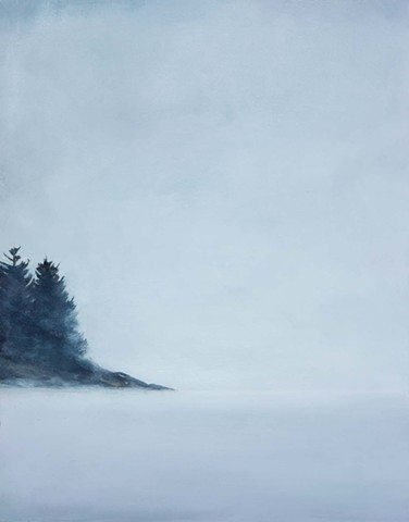 Adele Ursone, The Turtle Gallery, Deer Isle, Maine, Fine Art, Painting