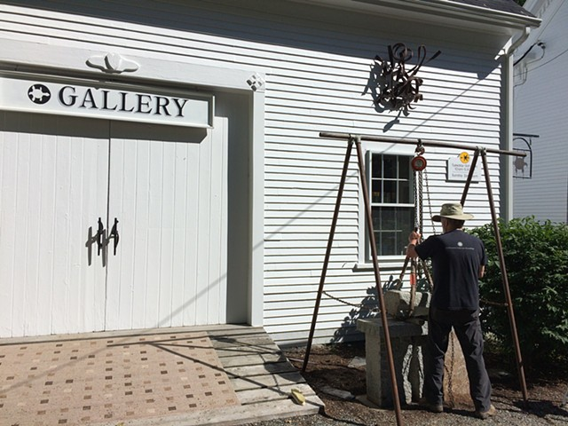 Turtle Gallery, Maine, Stonington, Deer Isle, Blue Hill, Ellsworth, Bar Harbor