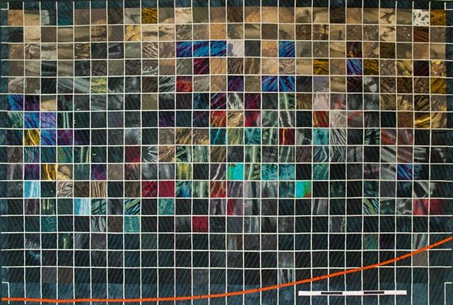 Barbara Putnam, artist, quilt, printmaker, Turtle Gallery, Deer Isle, Maine, Stonington, Blue Hill, Ellsworth, Bar Harbor