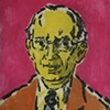 Portrait of Bernard Malamud