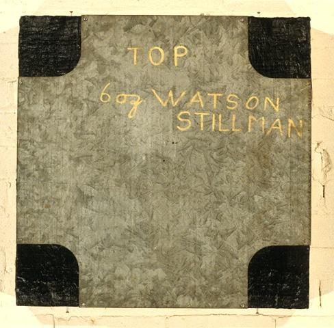 Watson/Stillman #1