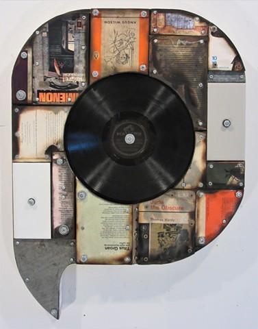 door art book art Ottawa Schwitters Alpha Marc Gagne arte povera