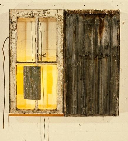 untitled light piece
