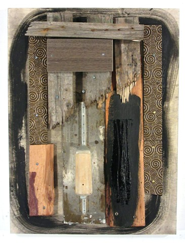 assemblage construction Schwitters style