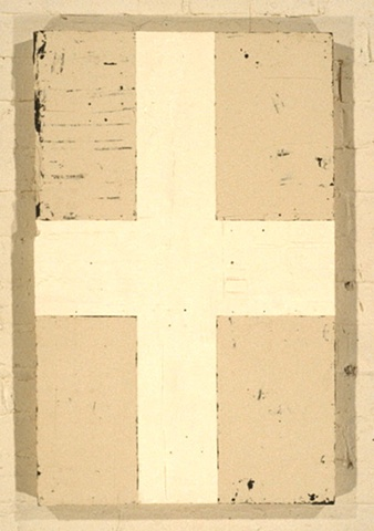 untitled (white cross)