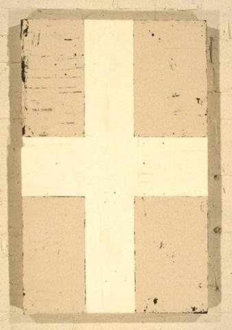 untitled (white cross)