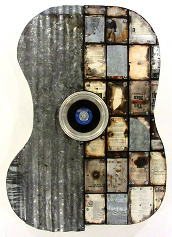 assemblage Ottawa+art encaustic Schwitters Rauschenberg Burri Tapies