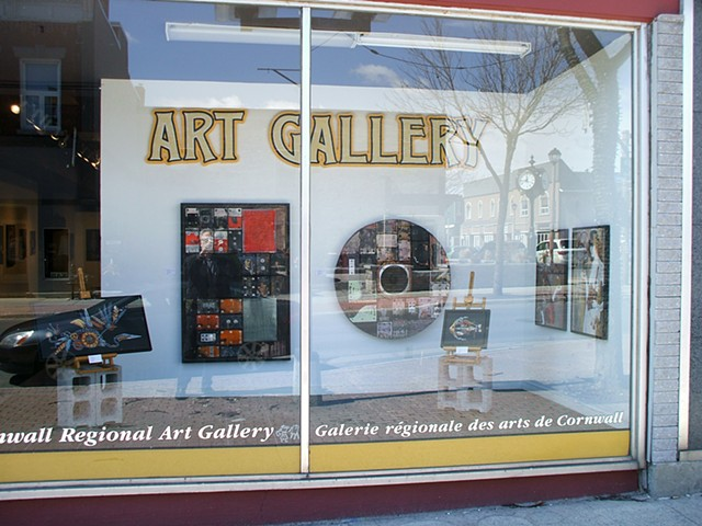 The Art Gallery, Cornwall, April 2014