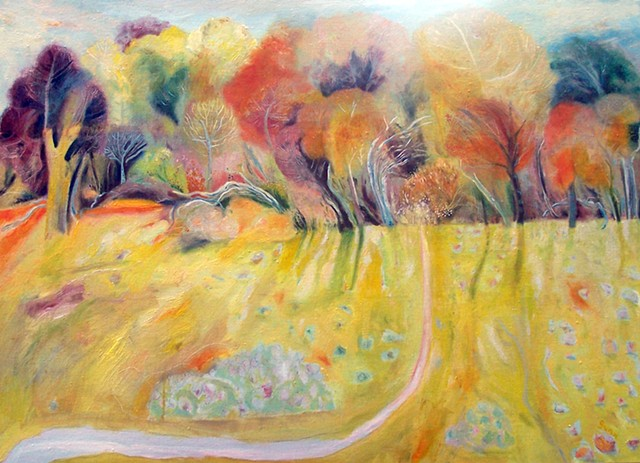 Brand new landscapes. From the New impressionist series for 2013