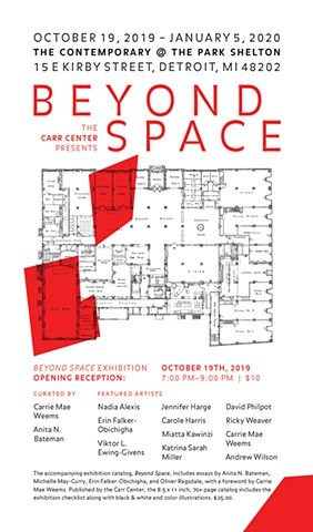 Beyond Space Exhibition