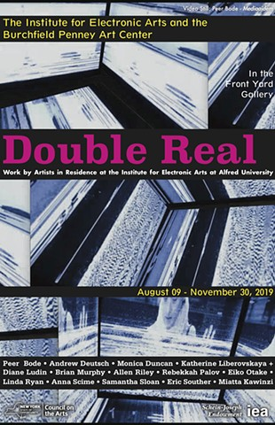 Double Real, IEA at Burchfield Penney Art Center