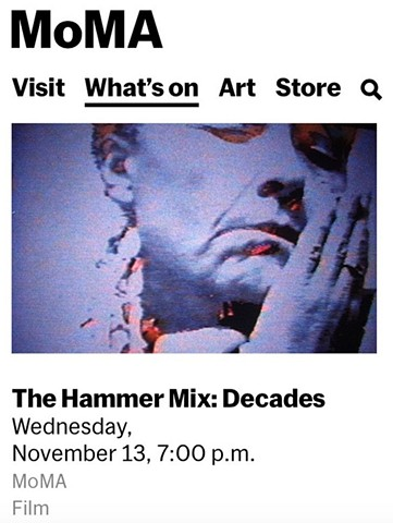 The Hammer Mix: Decades at MoMA, Panelist