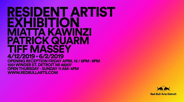 Resident Artist Exhibition at Red Bull Arts