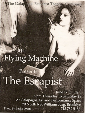 """The Escapist"" poster"