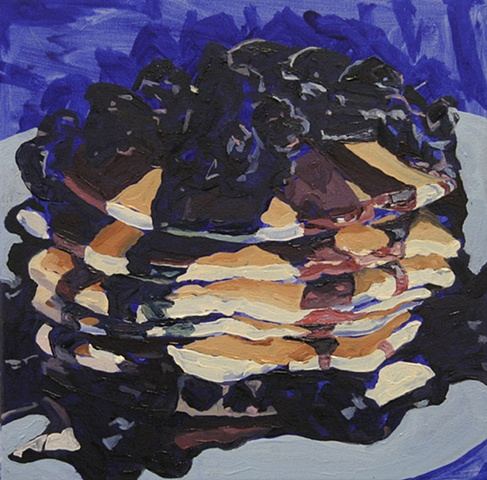 Solace: Blueberry Pancakes 2