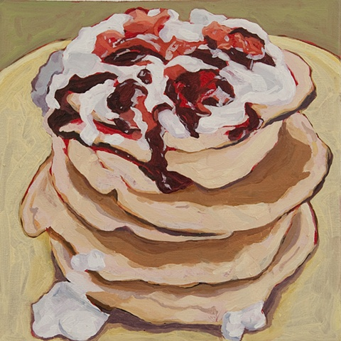 Solace: Cherry Pancakes 2