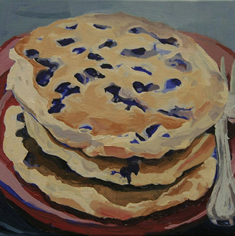 Solace: Blueberry Pancakes 3