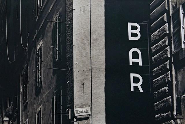 Bar, Rome