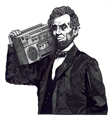 Old School Abe