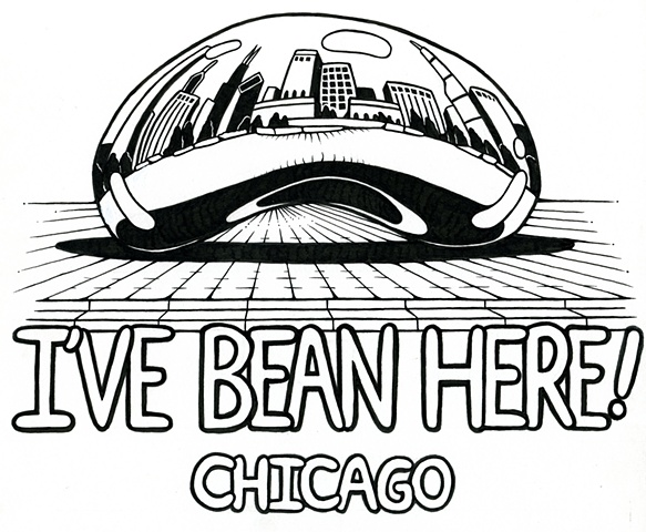I've Bean Here!