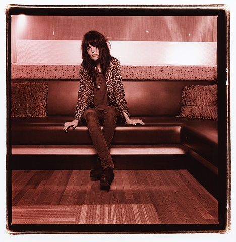 ALISON MOSSHART the dead weather