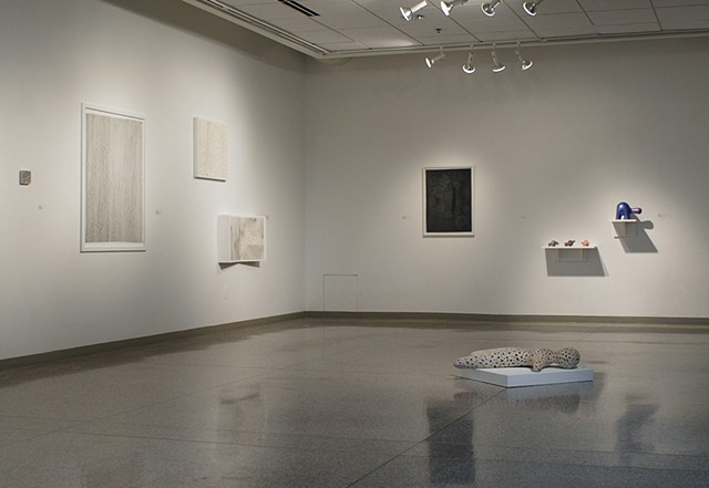 installation view, DIS-ORGANISM