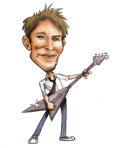 Ryan Hudock, caricature artist, las vegas caricature, los angeles caricature, orange county caricature, ed pollick, edward pollick, pollick, pollick art, pollick drawing, pollick cartoons, pollick artwork, pollick painting, pollick caricatures, pollock, b