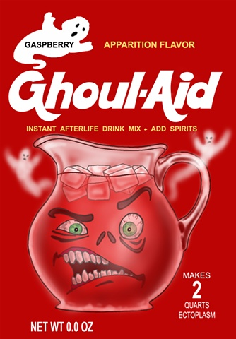 Kool Aid, Kool-aid, Kool-aid spoof, spoof, ghoul aid, illustration, cartoon, logo, artwork, ed pollick, edward pollick, pollick, pollick art, pollick drawing, pollick cartoons, pollick artwork, pollick painting, pollock, best las vegas artists, best orang