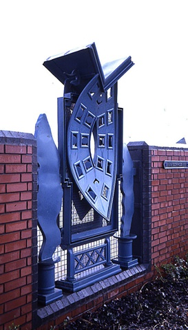 "Black Country Route Industrial Shrines ""Gloryhole"""